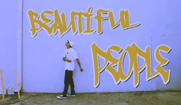 | Chris Brown Ft. Benny Benassi – Beautiful People music video |