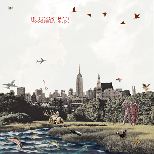 Microstern - Woodsman EP(2009)