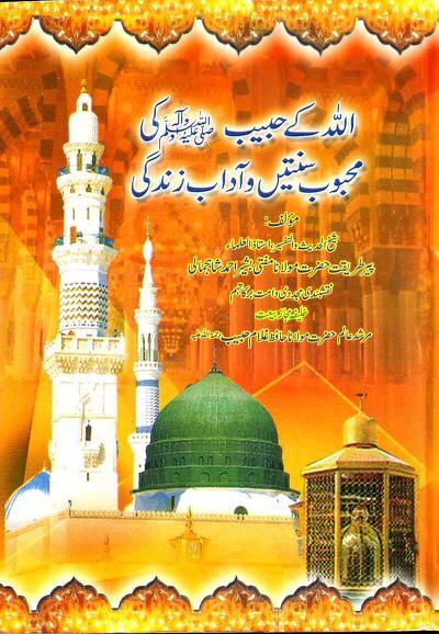 Allah kay habib sallallahu alaihi wasallam ki mehboob sunnatain o aadaab e zindagi by shaykh mufti b download pdf book
