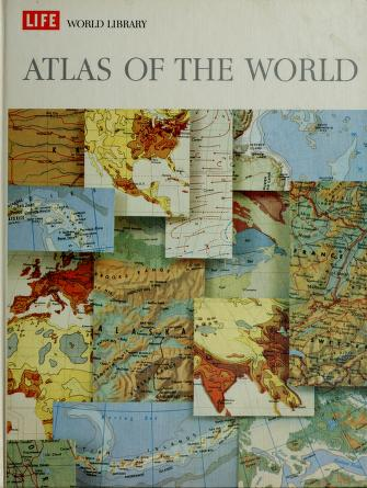 Cover of: Atlas of the world | Rand McNally